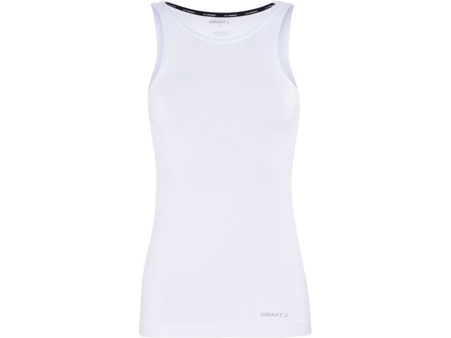 Craft Cool Intensity Tri Top Singlet Dames, white